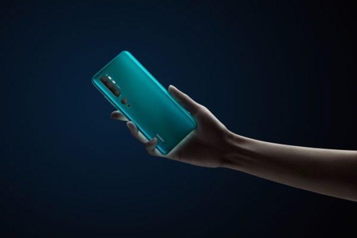 Xiaomi Mi Note 10 için ilk reklam videosunu yayınladı