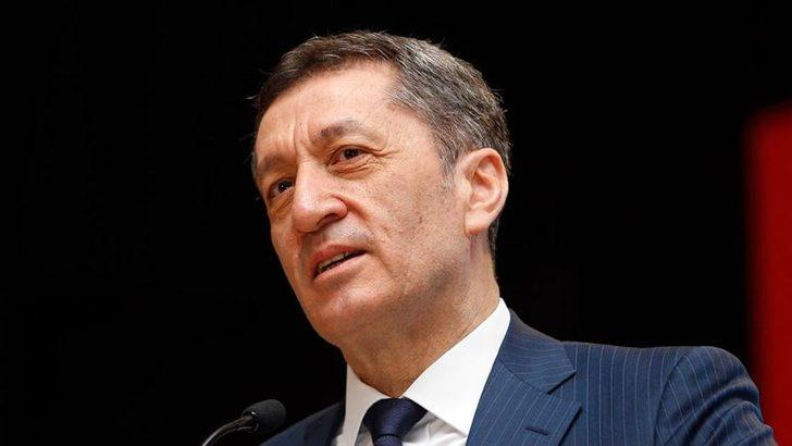 Milli Eğitim Bakanı Ziya Selçuk'tan okulların açılmasına ilişkin paylaşım
