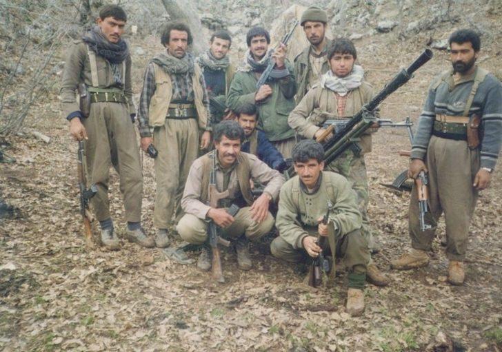 PYD elebaşı 'Mazlum Kobani' kod adlı terörist PKK kampında!