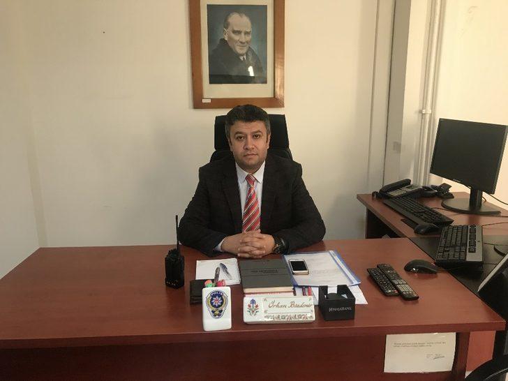 Bozüyük İlçe Emniyet Müdür Yardımcılığı görevine Orhan Bozdemir atandı