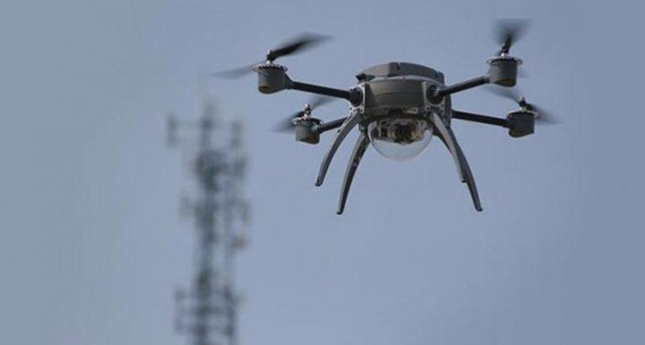 İran Basra Körfezi'nde insansız hava aracı düşürdü