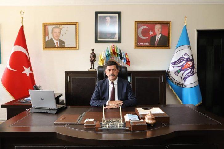 Başkan Aksun'dan 10 Kasım mesajı