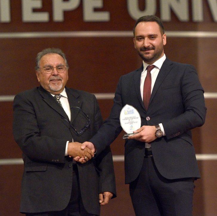 OKE'ye Çevre Dostu Biyokütle Enerji Yönetimi Ödülü