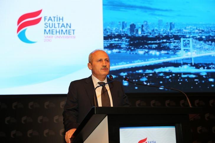 Bakan Turhan'dan flaş Kanal İstanbul açıklaması