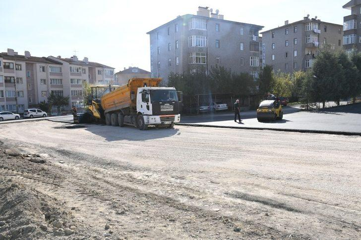 Karabük'te belediye çalışmaları