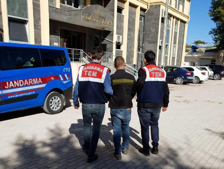 Kahramanmaraş'ta TKP-ML propagandasına gözaltı