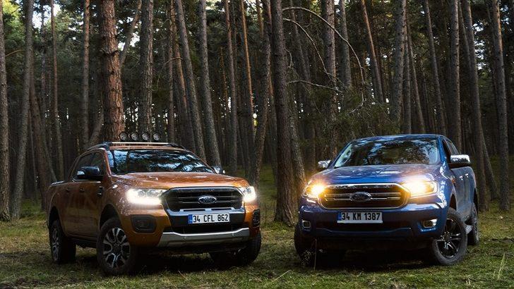 Ford, yeni Ranger ve Raptor modelleriyle geliyor!