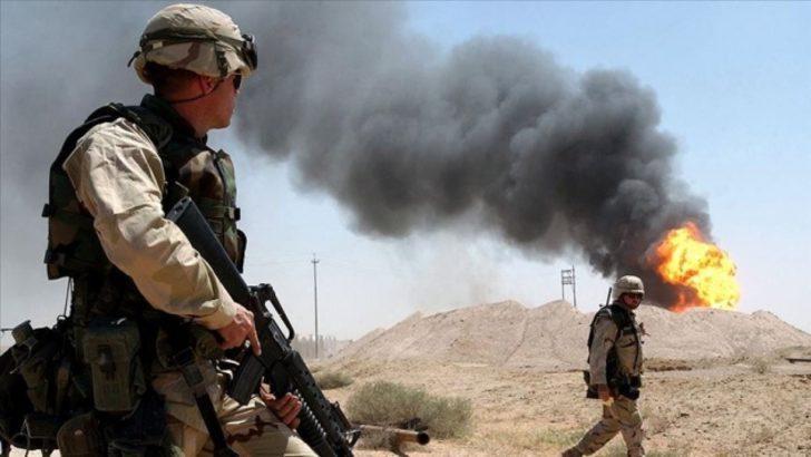 Irak'ta ABD askeri üssüne füze saldırısı