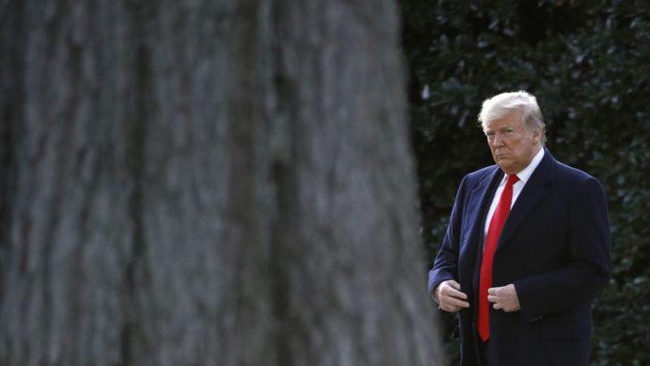 Trump: 'Benden Nefret Edenleri İfade Vermeye Çıkarıyorlar'