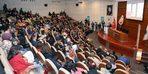 Türkçe'nin geleceği Atatürk Üniversitesinde konuşuldu