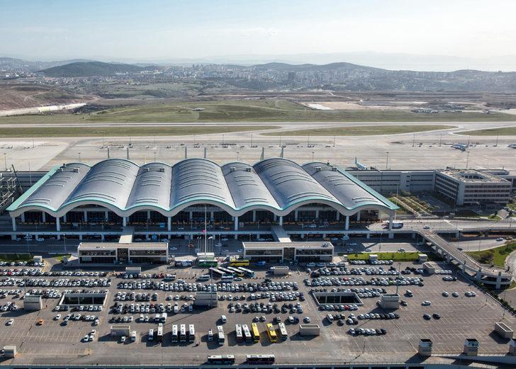 Sabiha Gökçen Havalimanı'na 3 günde 8 ödül