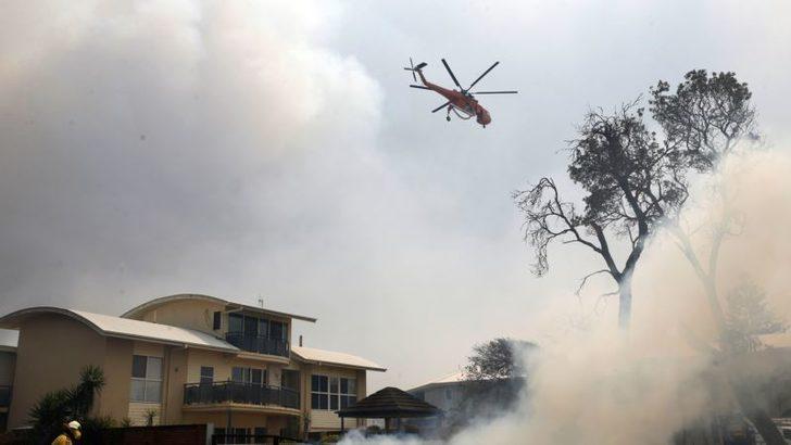 Avustralya'daki Yangınlarda Ölü Sayısı Artıyor