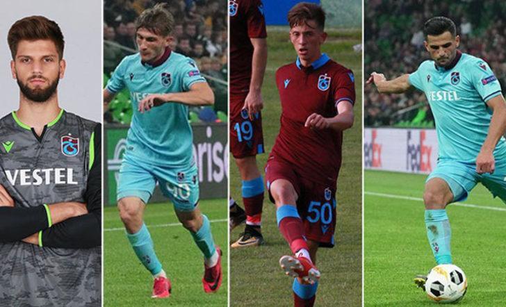 Trabzonspor'da gençlik fırtınası