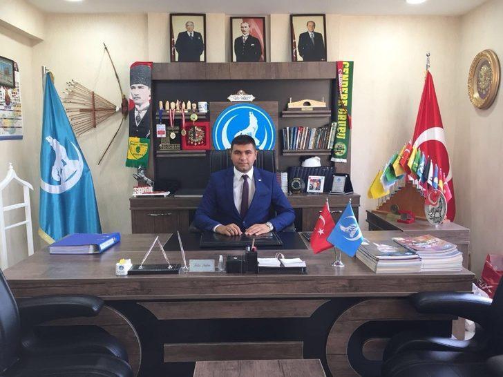 Ülkü Ocakları Başkanı Şahin'in 10 Kasım mesajı