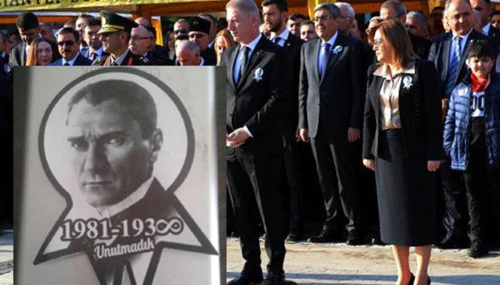 Atatürk'ün doğum tarihi yanlış yazıldı! Sosyal medyadan büyük tepki