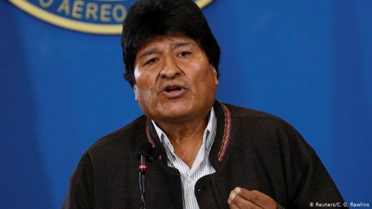 Bolivya'da devlet başkanlığı seçimleri yenilenecek