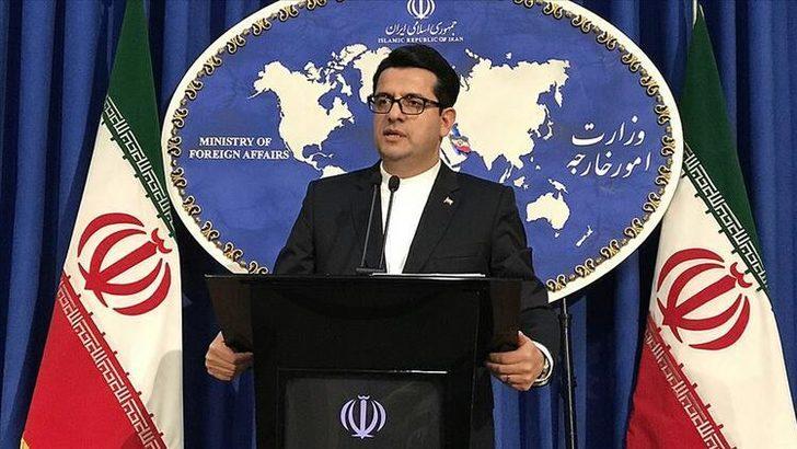 İran: Sayın Erdoğan'ın bölge ülkeleriyle ilgili açıklaması yerinde ve önemlidir