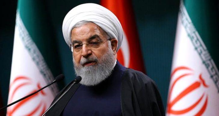 Ruhani duyurdu: İran'da 53 milyar varil petrol rezervi keşfedildi
