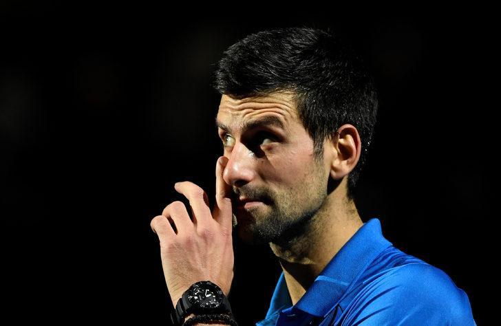 Novak Djokovic 2 - 0 Matteo Berrettini