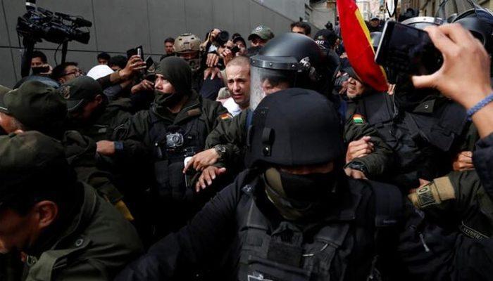 Bolivya'da flaş gelişme! Genelkurmay Başkanı, Morales'in istifasını istedi