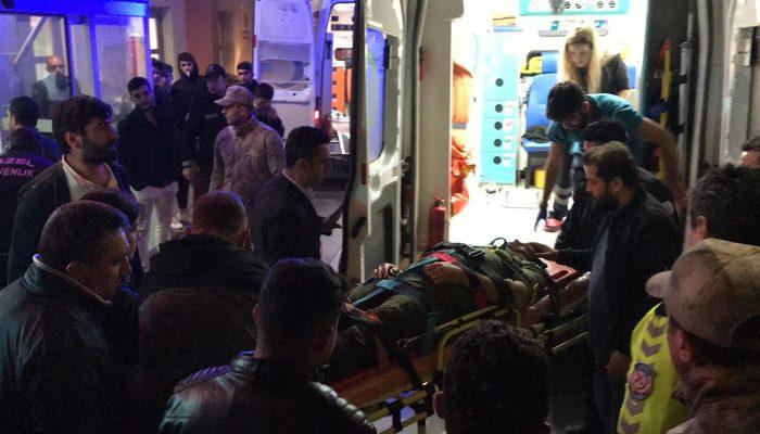 Acı haber gece yarısı geldi! Batman'da askeri araç devrildi: Çok sayıda yaralı var!