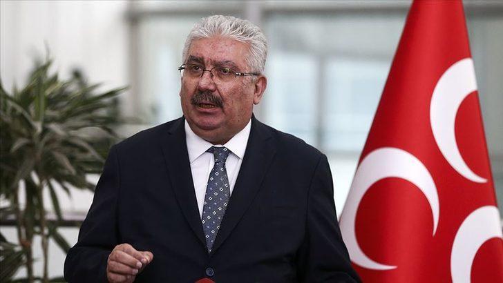 MHP'den cami hoparlörlerinden müzik yayınına ilişkin açıklama