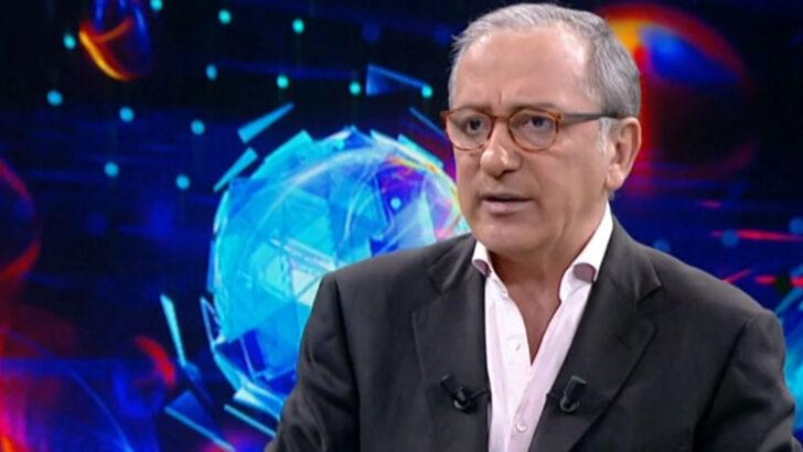 """Fatih Altaylı'dan olay sözler! """"Ruhsuz, haysiyetsiz, şerefsiz futbolcular"""""""