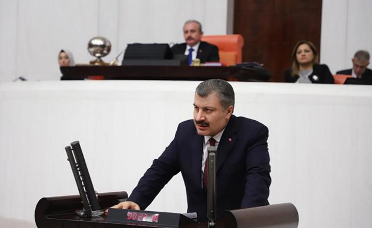 Sağlık Bakanı Koca'dan 'Benim alkışa ihtiyacım yok' tepkisi