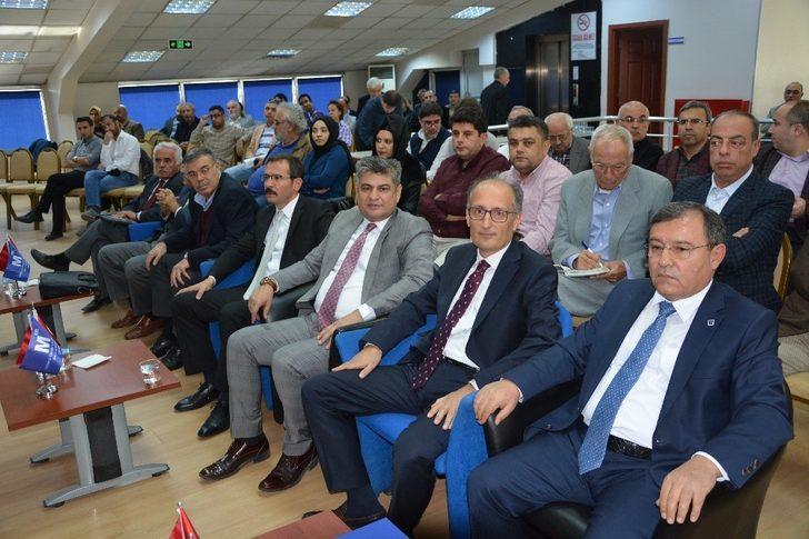 Konya SMMMO'da bağımsız denetim semineri