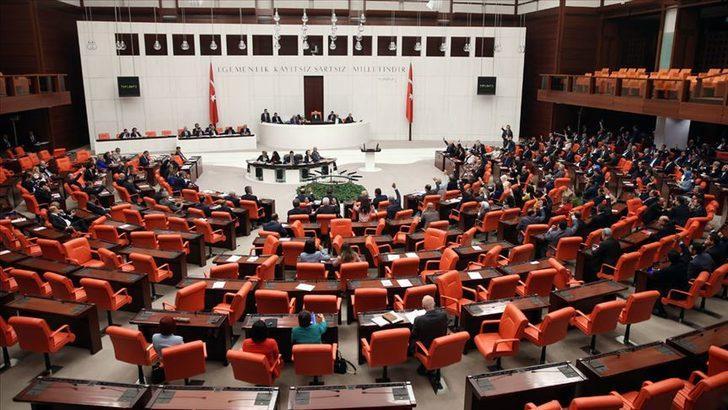 TBMM'de AK Parti, CHP ve HDP arasında 'Gezi' tartışması