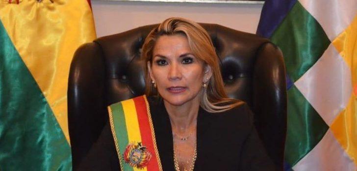 Bolivya Silahlı Kuvvetleri, Anez'i geçici devlet başkanı olarak tanıdığını açıkladı