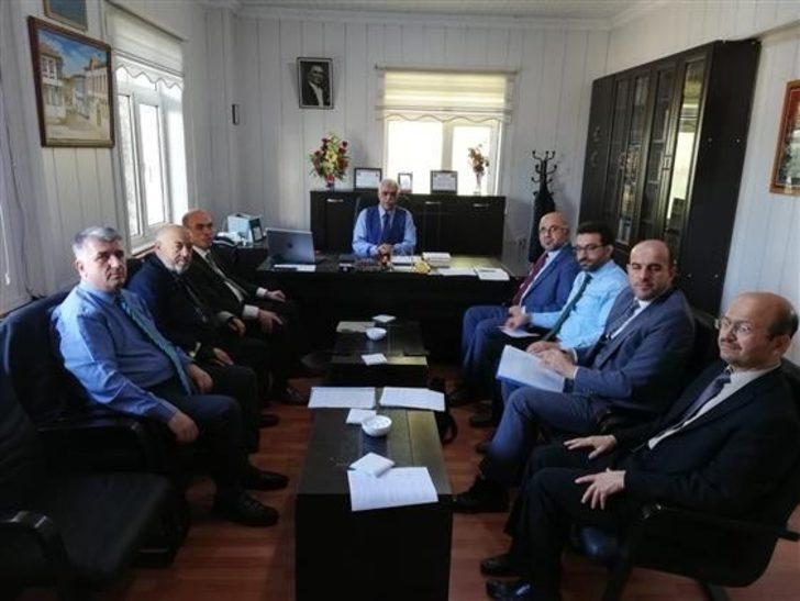 Osmaneli'nde müftüler toplantısı