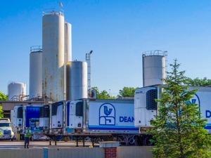 ABD'deki en büyük süt şirketi Dean Foods iflas etti