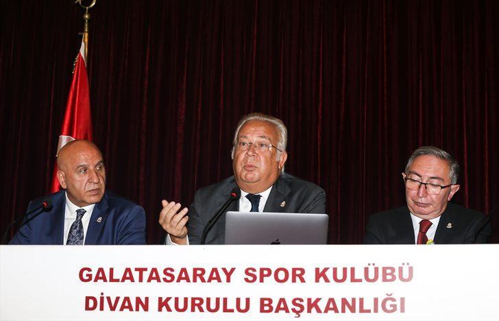 """Eşref Hamamcıoğlu: """"Ben başkanlığa aday değilim"""""""