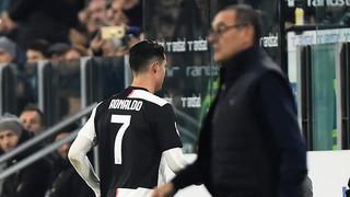 Ve Ronaldo'nun küfrü ortaya çıktı!