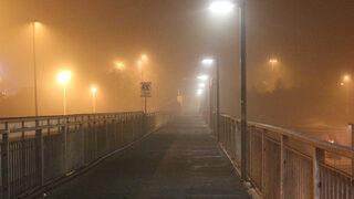 İstanbul güne sisle uyandı!