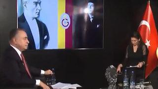 Mustafa Cengiz'in yayınında skandal!