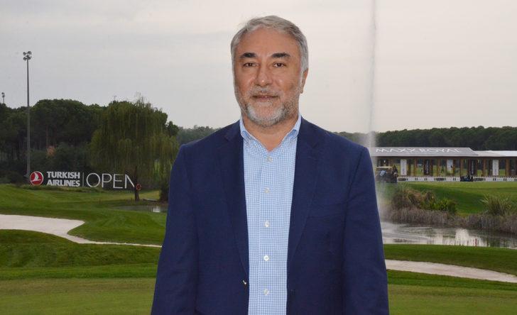 Cahit Şahin: Turkish Airlines Open'ı 1 milyar kişi izledi