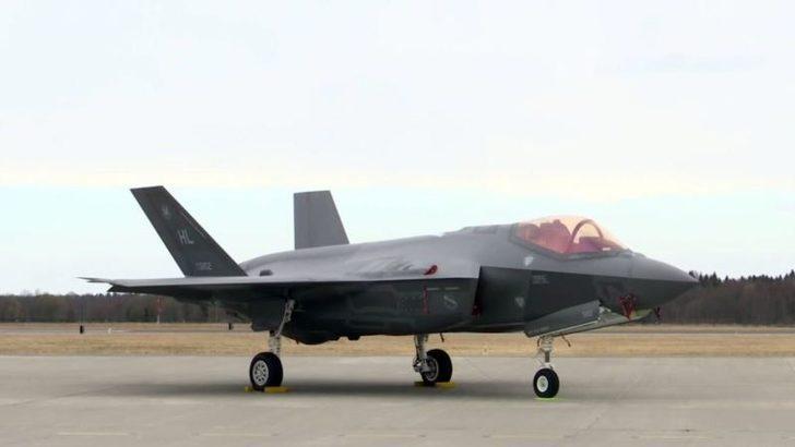 Pentagon: F-35 parçaları için Türkiye'ye alternatif üreticileri bulduk