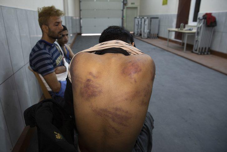 Yunan askerleri 'darp etti' iddiası! Türkiye'ye gönderdiler