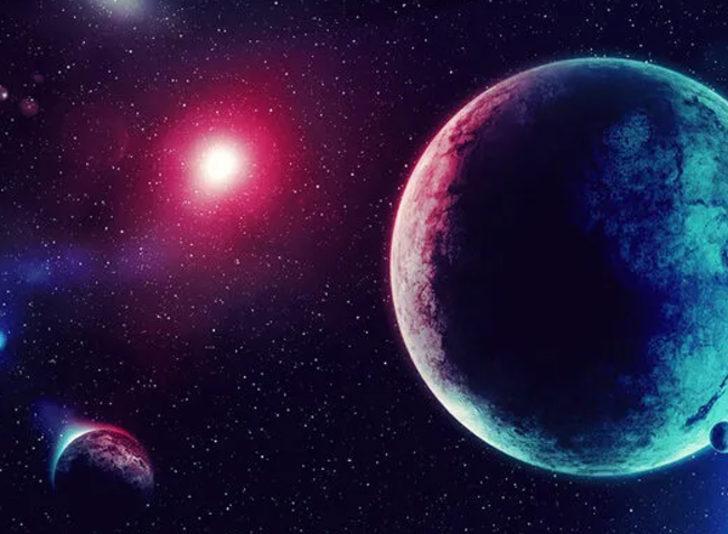 Rüyada Gezegenler Görmek