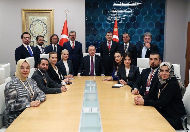 Son dakika: Cumhurbaşkanı Erdoğan'dan Trump görüşmesi açıklaması
