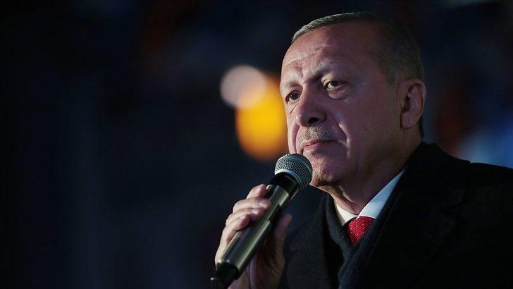 Cumhurbaşkanı Erdoğan'dan Kıbrıs açıklaması!