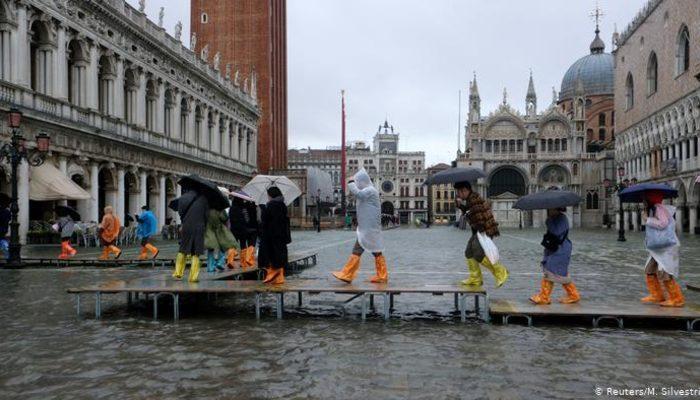 Venedik'te OHAL ilan edildi!