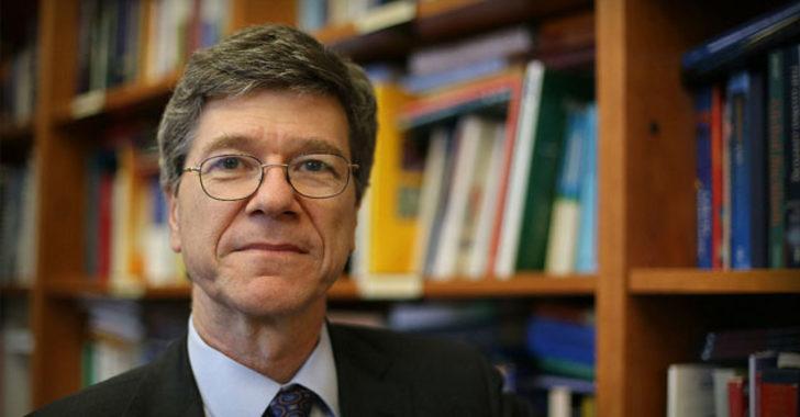 """ABD'li ekonomist Jeffrey Sachs'tan """"Türkiye'nin küresel refah için önemine"""" vurgu"""