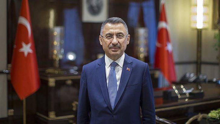 Fuat Oktay'dan Yunan Cumhurbaşkanı'na yanıt geldi