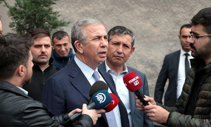 Mansur Yavaş hakim karşısına çıktı: Beraatime karar verilmesini istiyorum