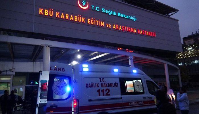 Karabük Demir ve Çelik Fabrikaları'nda patlama: 1 işçi öldü, 1 işçi yaralı