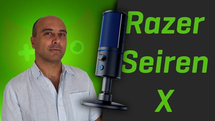 Razer Seiren X incelemesi   Yayıncı mikrofonlarıyla karşılaştırdık!