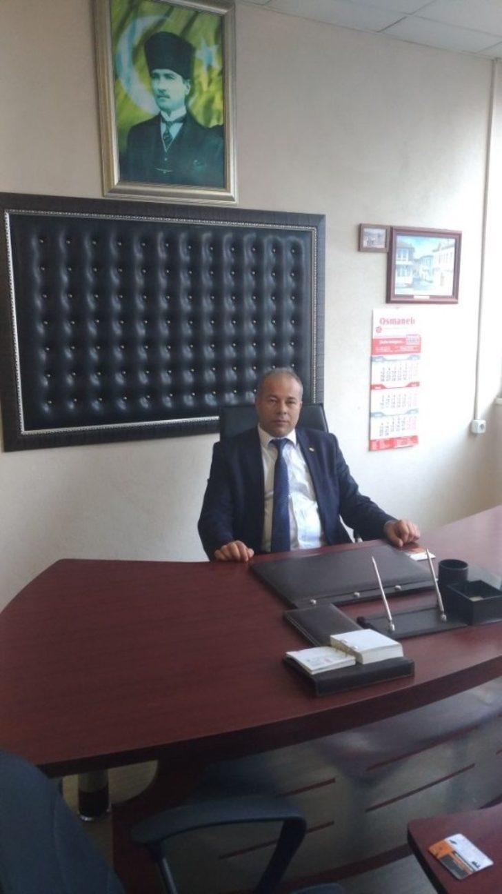 Şoförler ve Otomobilciler Odası Başkanı Çeşmeci'den 'Psikoteknik test raporu' uyarısı